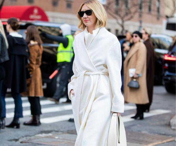 Head-To-Toe White Is The Break-Out Styling Hit Of 2020