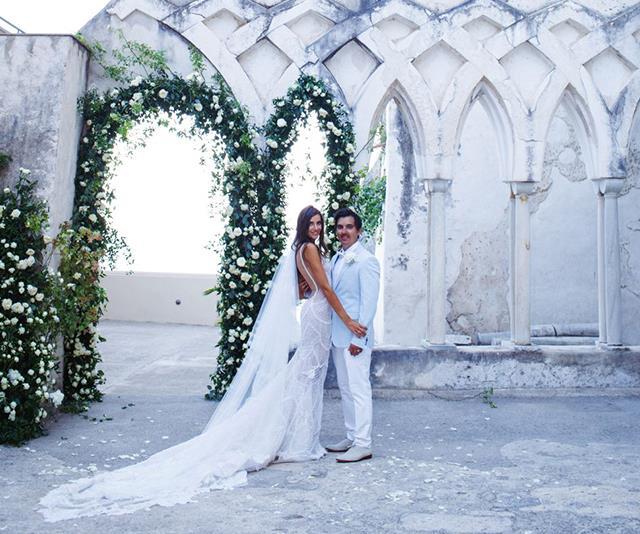 Hotel convento di Amalfi wedding.