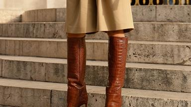 8 Chic Knee-High Boots That Will Actually Make You Look Forward To Winter