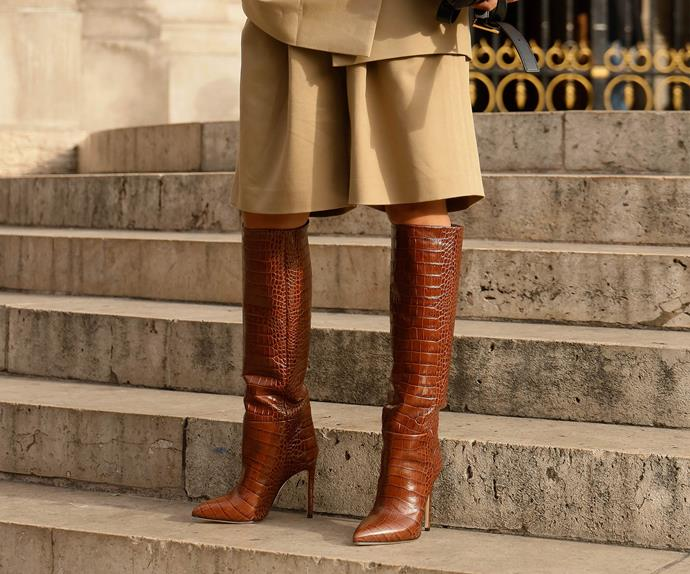 Best knee-high boots in Australia.