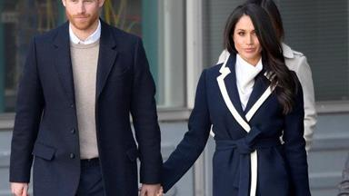 Meghan Markle And Prince Harry Share A Statement On Coronavirus And How They Plan To Help