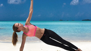 The BAZAAR Guide To Working Out During The Coronavirus Pandemic