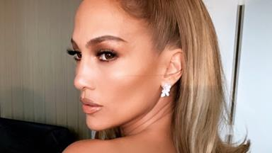 The $50 Product Jennifer Lopez Swears By For Flawlessly Touched Up Roots