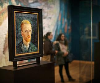 Van Gogh painting stolen after museum is closed to due to coronavirus
