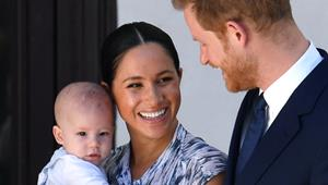 Meghan Markle And Prince Harry Name Their New Charity After Their Son Archie