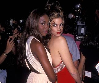 Naomi Campbell and Cindy Crawford chat candidly about life in quarantine