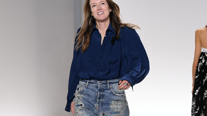 Clare Waight Keller.
