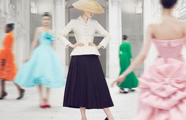 Dior Releases World-Famous 'Designer Of Dreams' Exhibition Online