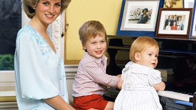 How Diana, Princess of Wales decorated her private quarters in Kensington Palace