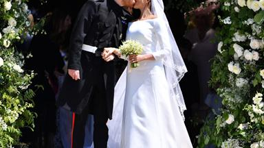 Clare Waight Keller Opens Up About Designing Meghan Markle's Wedding Dress