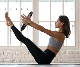 How To Use A Pilates Magic Ring