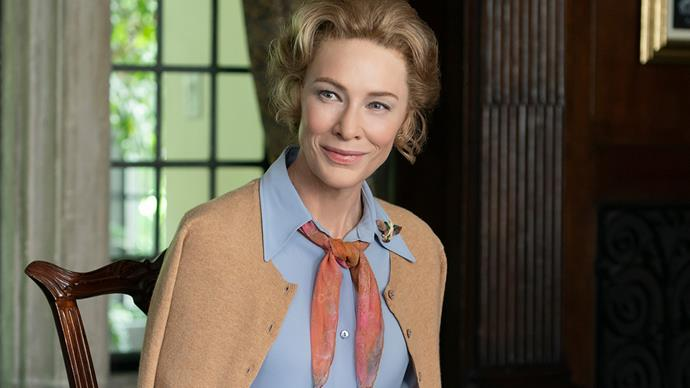 Cate Blanchett as Phyllis Schlafly in 'Mrs. America'.