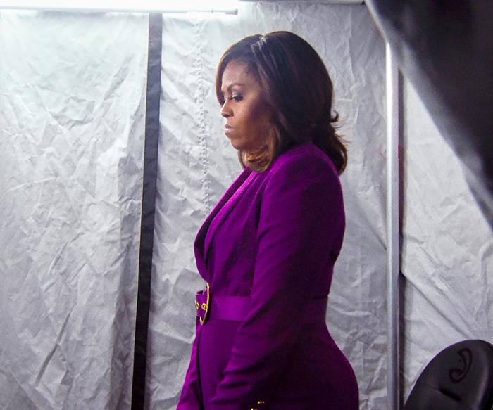 Michelle Obama documentary Netflix.