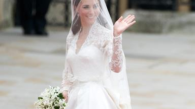 The Other Designers On Kate Middleton's Bridal List, Before She Found McQueen