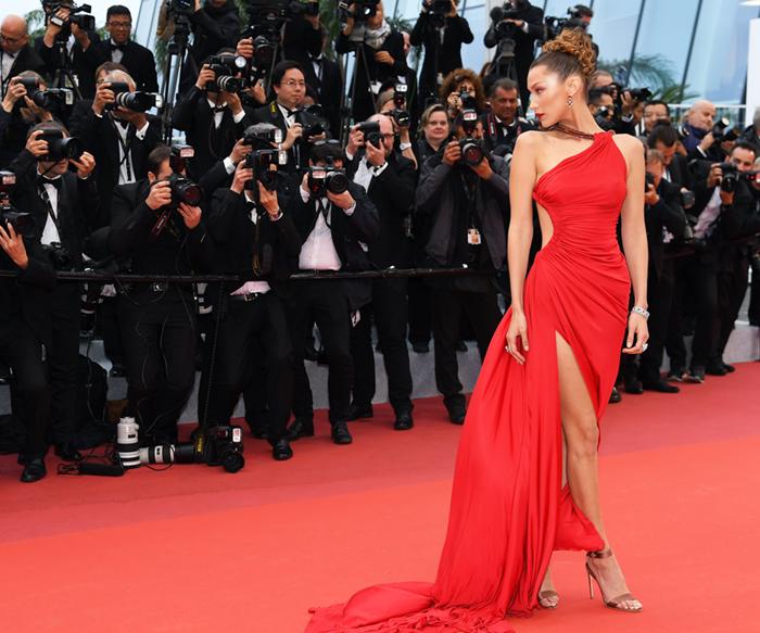 Jennifer Lopez Versace dress.