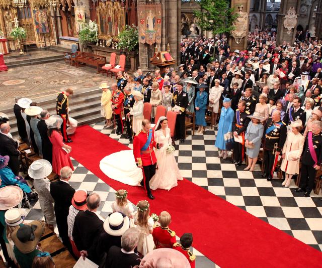 Like You, Kate Middleton's Also Has A Favourite Wedding Photo