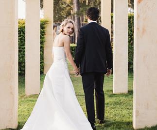 Byron Hinterlands wedding.