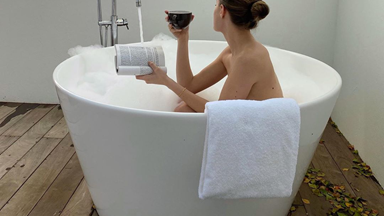 7 Soothing Soaks Bound To Make Your Bath Feel Decadent
