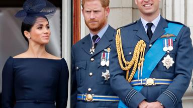 Royal Aides Reportedly Express Concern Over Prince Harry And Meghan Markle's Upcoming Tell-All Book