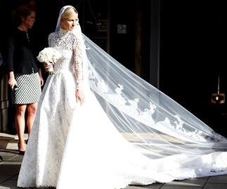 Nicky Hilton wedding.