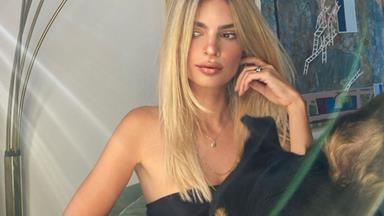 Emily Ratajkowski Goes Blonde Just In Time For The American Summer