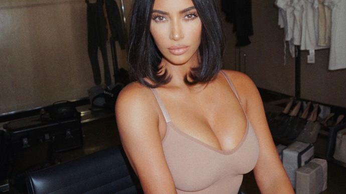 Kim Kardashian Leans Into Cowboy Couture In Fringed Leather Pants