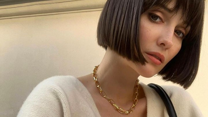 The French-Girl Bob Is The Très Chic New Style To Try