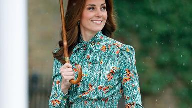 Kate Middleton Debuts Lighter Hair For A Post-Lockdown Appearance