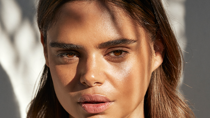 Samantha Harris On Her Skin Journey & What She Wants Beauty Brands To Know