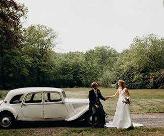 Julie van Hassel wedding.