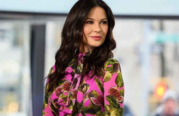 Catherine-Zeta Jones Is Set To Launch Her Own Goop-Inspired Lifestyle Brand