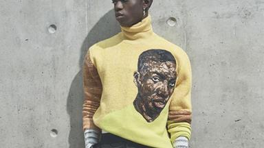 Dior's Latest Menswear Show Enlists An All-Black Model Cast