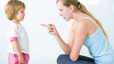 When to say NO to your toddler
