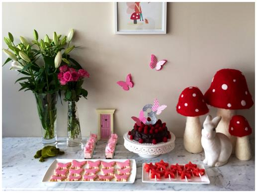 How to host a fairy party