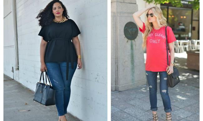 How to avoid a frumpy pregnant look