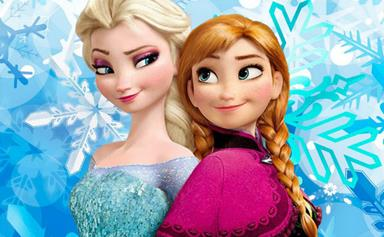 The perfect Frozen birthday party