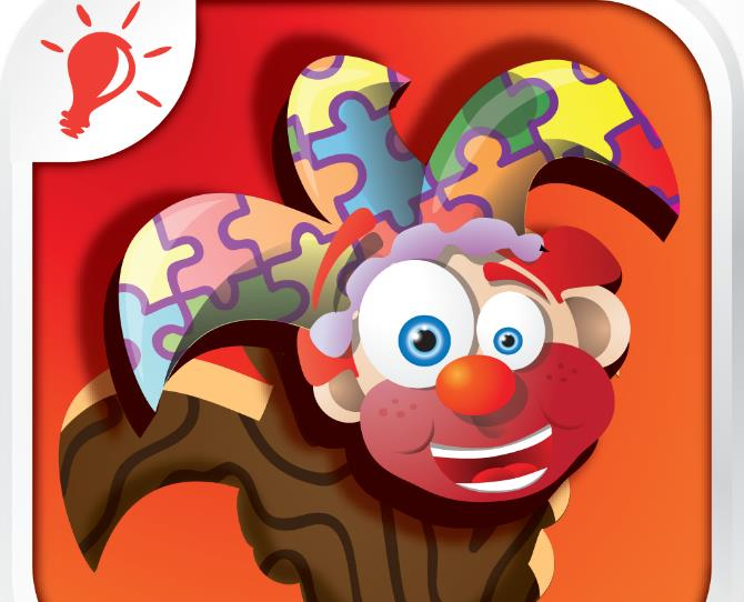 ***Kids Puzzles Puzzingo (Google Play, iTunes, free)***  Packed with interactive animation, kids will have a ball with these puzzles while improving their vocab and memory.  Suitable for children aged five and under.  Available for smart phones and tablets.