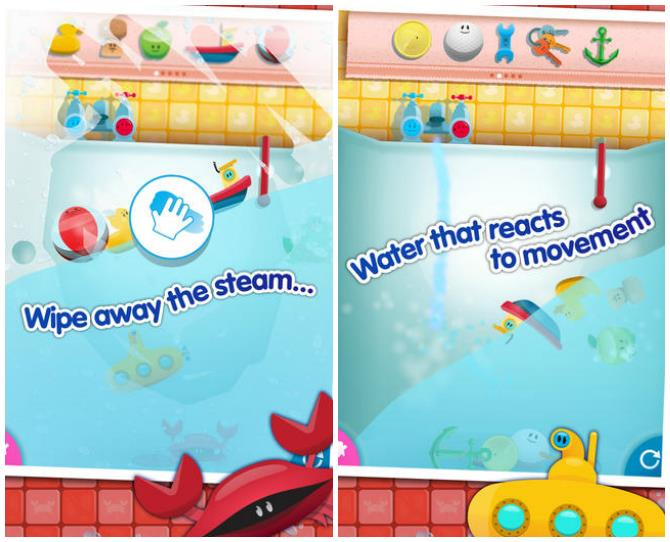 ***Science Museum Splash! (Google Play, iTunes, $1.99)***  Help develop your child's early science knowledge. This app is produced by the London Science Museum and encourages children to learn about water.  Will it sink or float? What will make the biggest splash? Your little one will learn all about water and different objects whilst they tip, twist and turn their device.  Suitable for children aged 4 and up.  Available for iPhone and iPad.