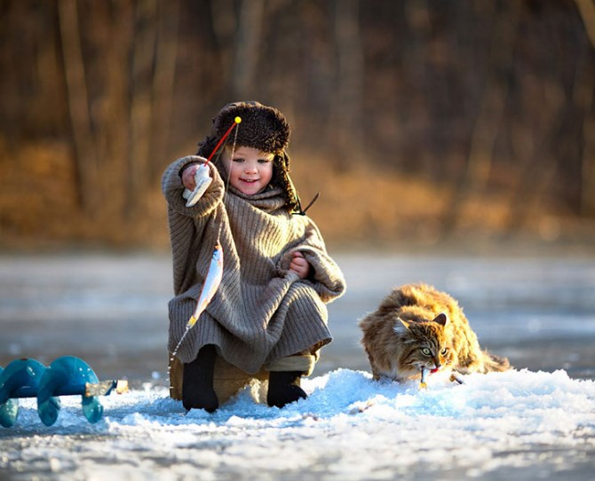 Children play in Russia  Image credit: Светлана Квашина