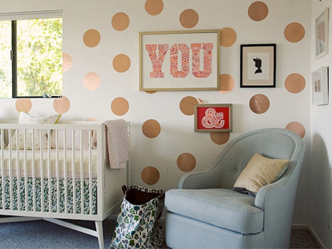 How to set up your baby's nursery
