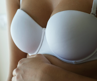 Pregnancy breast changes