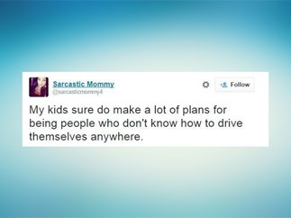 15 Tweets That Nail Parenting Life