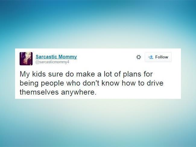 15 tweets that sum up parenting life