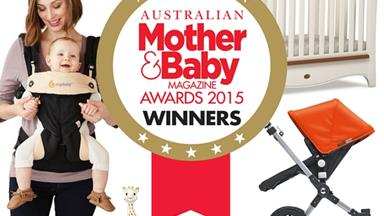 The 2015 Mother & Baby Award Winners
