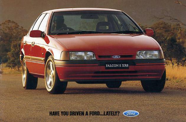 Ford Australia