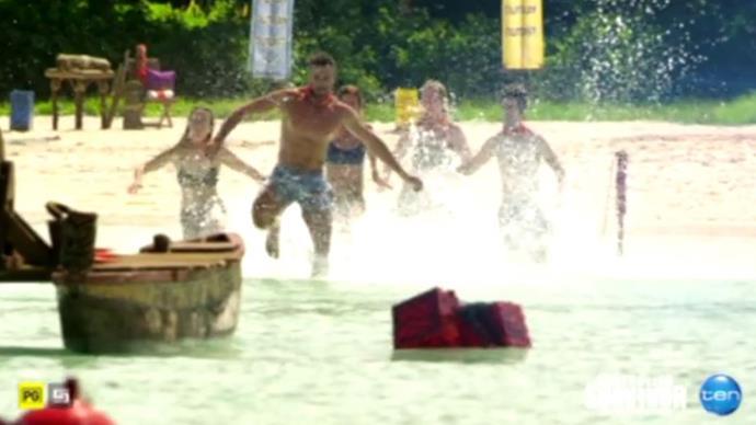 Australian Survivor challenge