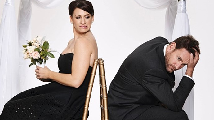 Married at First Sight's Clare & Lachlan