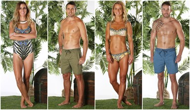 Australian Survivor: Secrets & seduction