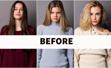 The best and worst Australia's Next Top Model makeovers