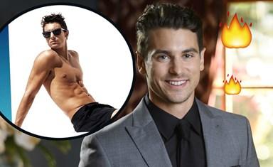 Bachelorette's Matty has specs appeal!